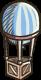 Capsule Island Balloon 1
